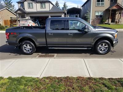 2018 Ford F-150 lease in Estacada,OR - Swapalease.com