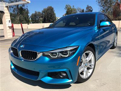 2018 BMW 4 Series lease in San Diego,CA - Swapalease.com