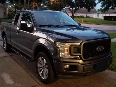 2018 Ford F-150 lease in Valrico,FL - Swapalease.com
