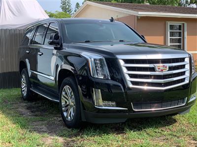 2017 Cadillac Escalade lease in Miami,FL - Swapalease.com