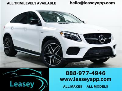 2019 Mercedes-Benz GLE-Class Coupe lease in Chicago,IL - Swapalease.com