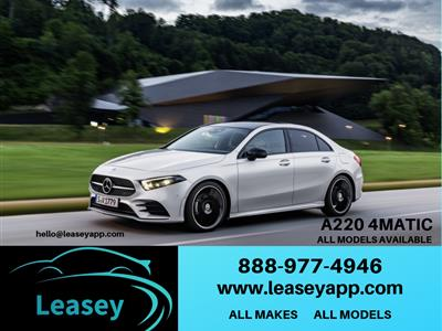 2020 Mercedes-Benz A-Class lease in Chicago,IL - Swapalease.com