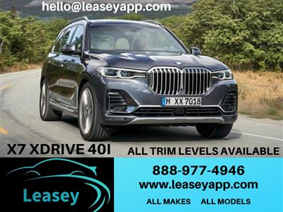 2020 BMW X7 lease in Chicago,IL - Swapalease.com