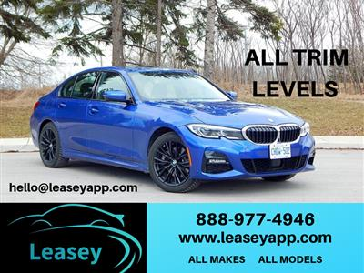 2021 BMW 3 Series lease in Chicago,IL - Swapalease.com