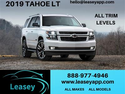 2019 Chevrolet Tahoe lease in Chicago,IL - Swapalease.com
