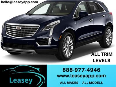 2019 Cadillac XT5 lease in Chicago,IL - Swapalease.com