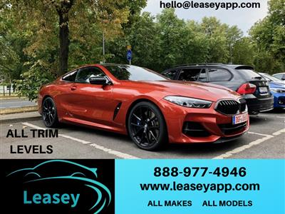2019 BMW 8 Series lease in Chicago,IL - Swapalease.com