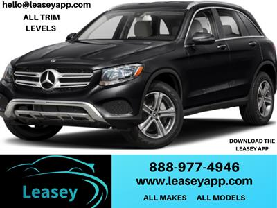 2019 Mercedes-Benz GLC-Class lease in Chicago,IL - Swapalease.com