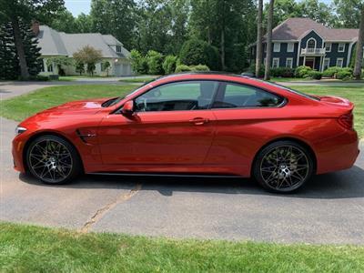 2019 BMW M4 lease in Farmington,CT - Swapalease.com
