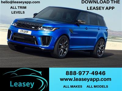 2019 Land Rover Range Rover Sport lease in Chicago,IL - Swapalease.com