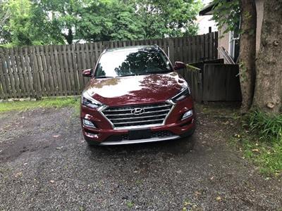 2019 Hyundai Tucson lease in Plainfield,NJ - Swapalease.com