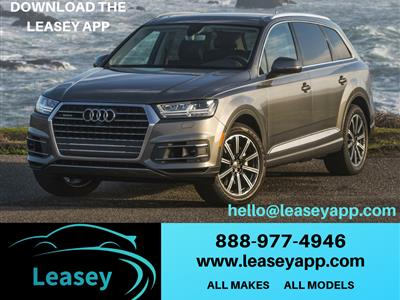 2019 Audi Q7 lease in Chicago,IL - Swapalease.com