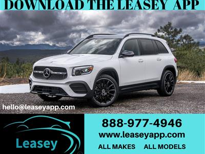 2020 Mercedes-Benz GLB SUV lease in Chicago,IL - Swapalease.com