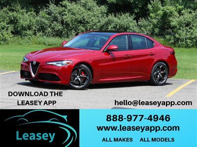 2019 Alfa Romeo Giulia lease in Chicago,IL - Swapalease.com