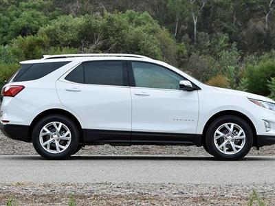 2018 Chevrolet Equinox lease in cleveland,OH - Swapalease.com