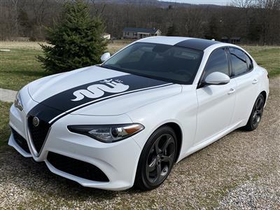 2017 Alfa Romeo Giulia lease in Willow Street,PA - Swapalease.com