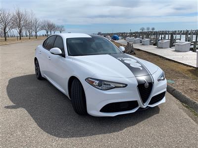 2017 Alfa Romeo Giulia lease in Grosse Pointe Shores,MI - Swapalease.com