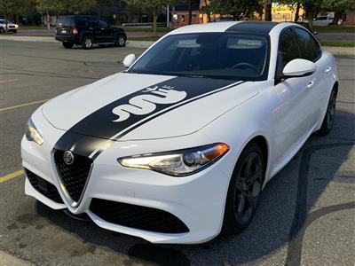 2017 Alfa Romeo Giulia lease in St. Clair Shores,MI - Swapalease.com