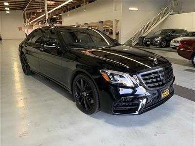 2018 Mercedes-Benz S-Class lease in Los Angeles,CA - Swapalease.com
