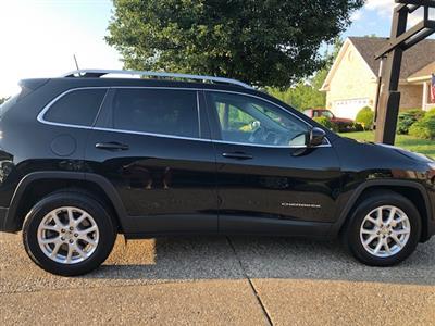 2017 Jeep Cherokee lease in Louisville,KY - Swapalease.com