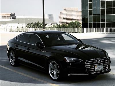 2018 Audi A5 Sportback lease in Vienna,VA - Swapalease.com