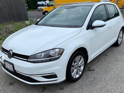 2018 Volkswagen Golf lease in Boston,MA - Swapalease.com