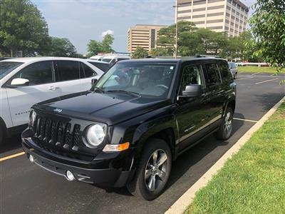 2017 Jeep Patriot lease in Zionsville ,IN - Swapalease.com