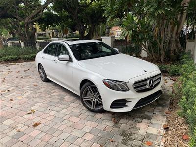 2018 Mercedes-Benz E-Class lease in Westport,CT - Swapalease.com