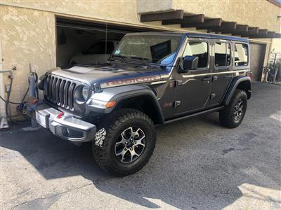 2019 Jeep Wrangler Unlimited lease in tujunga,CA - Swapalease.com
