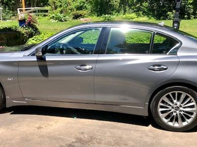 2019 Infiniti Q50 lease in Doylestown,PA - Swapalease.com