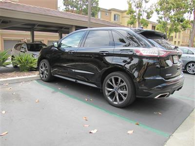 2018 Ford Edge lease in San Diego,CA - Swapalease.com