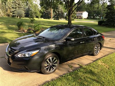2017 Nissan Altima lease in Brecksville ,OH - Swapalease.com