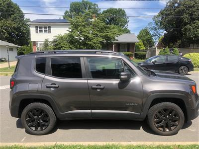 2017 Jeep Renegade lease in Hamilton,NJ - Swapalease.com