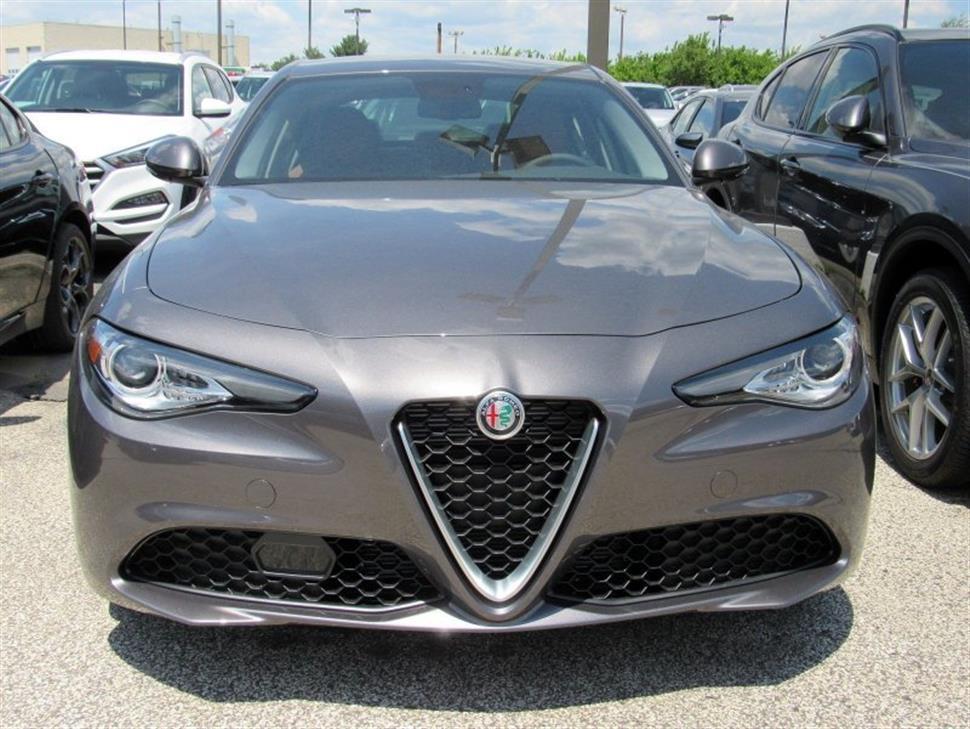 Alfa Romeo Lease >> 2018 Alfa Romeo Giulia Lease In Marlton Nj