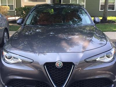 2018 Alfa Romeo Giulia lease in Marlton,NJ - Swapalease.com