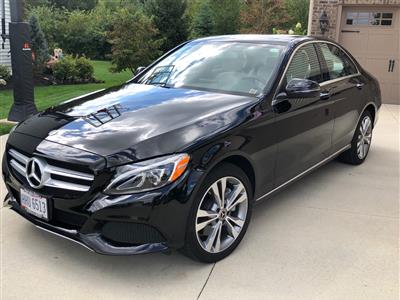 2018 Mercedes-Benz C-Class lease in Avon,OH - Swapalease.com
