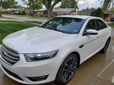 2018 Ford Taurus lease in Dearborn Heights,MI - Swapalease.com