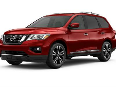 2017 Nissan Pathfinder lease in Centereach,NY - Swapalease.com