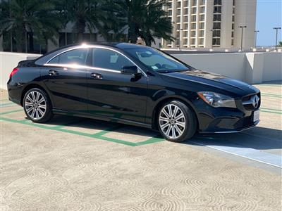 2018 Mercedes-Benz CLA Coupe lease in Lake Forest,CA - Swapalease.com