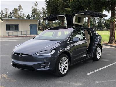 2017 Tesla Model X lease in Santa Clara,CA - Swapalease.com