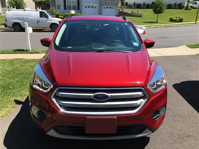 2018 Ford Escape lease in Howell,NJ - Swapalease.com