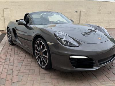 2014 Porsche Boxster lease in Hasbrouck Heights,NJ - Swapalease.com