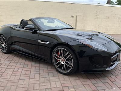 2016 Jaguar F-Type lease in Hasbrouck Heights,NJ - Swapalease.com