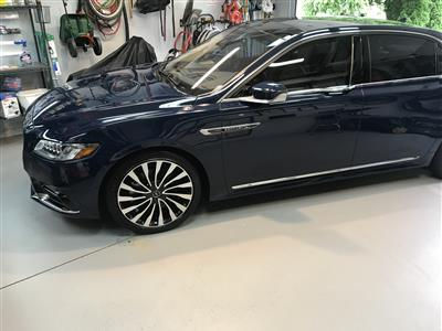 2018 Lincoln Continental lease in Belleville,MI - Swapalease.com