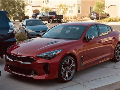 2018 Kia Stinger lease in santa clarita,CA - Swapalease.com
