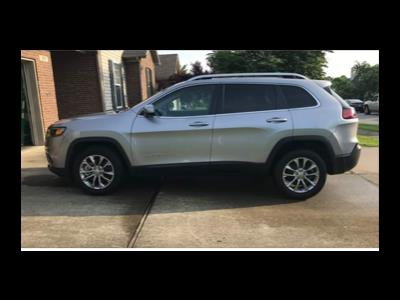 2019 Jeep Cherokee lease in Shelbyville,KY - Swapalease.com