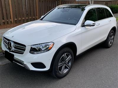 2019 Mercedes-Benz GLC-Class lease in Portland,OR - Swapalease.com