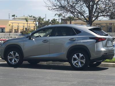 2017 Lexus NX 200t lease in Encino,CA - Swapalease.com