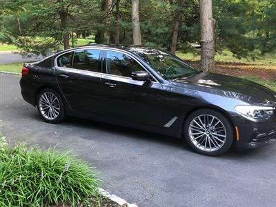 2017 BMW 5 Series lease in Princeton Junction,NJ - Swapalease.com