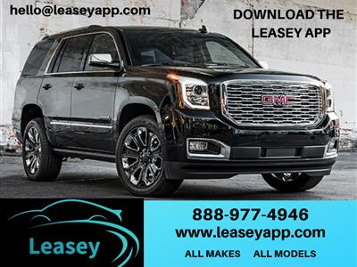2020 GMC Yukon lease in Chicago,IL - Swapalease.com